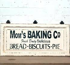 Kitchen Sign Funny Retro Signs Best Ideas On Moms Farmhouse