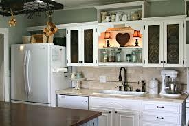 kitchen copper kitchen accents tile countertops vent