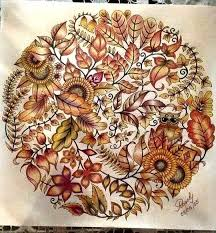 087f2393d9be02abfc1ffcf208617cc8 540x584 Pixeles Secret Garden Coloring BookAdult
