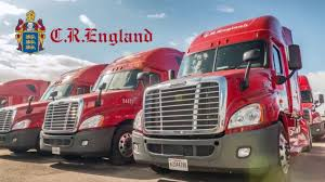 100 Cr England Trucking Join CR Today YouTube