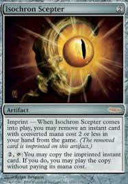 decent isochron scepter cards unknown mtg deck