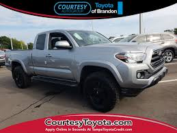 New 2019 Toyota Tacoma SR5 V6 For Sale | Brandon FL | Preowned 2014 Toyota Tacoma Sr5 Extended Cab Pickup T21144a Trucks For Sale Nationwide Autotrader New 2018 Trd Sport Double In Escondido Is A Truck Well Done Car Design News Pro Rare Cars Miramichi 2019 4wd Crew Gloucester 2016 Off Road Hiram For Garden City Ks 3tmcz5an0km198606 Tuscumbia Truck Of The Year Walkaround Sale Houston Tx Mike Calvert 2017 San Antonio