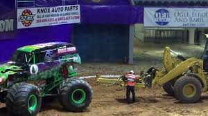 Monster Jam, Thompson Boling Arena. Knoxville, Tennessee, January ... Monster Jam Triple Threat Amalie Arena August 25 Knoxville Tn Monsters Monthly Find Monster Truck Review At Angel Stadium Of Anaheim Macaroni Kid Larry Quicks Ghost Ryder Thompson Boling Tennessee January Birthday Kids Boy Cars Trucks Boats And Planes Cakes Cake Tickets Show Dates Beseatsfastcom Cyber Week 2018 Hlights Youtube Photo Album Win Family 4 Pack To