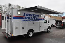 100 Spartan Truck Body SPAR900 Utility Evidence Collection Vehicle Evidence