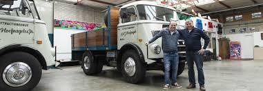 100 Commercial Trucks DAF Finds The Oldest DAF Truck Still In Commercial Use DAF