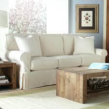 pottery barn sofa slipcover charleston slipcovers care