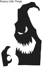 Oogie Boogie Pumpkin Template by 32 Best Shadows Images On Pinterest Halloween Ideas Halloween