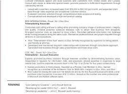 Telemarketing Resume Samples Inside Sales Representative Impressive Rep