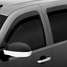 100 Window Visors For Trucks AVS Low Profile Matte Black Vent Exterior