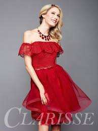 red prom dresses long and short red formal gowns promgirl net