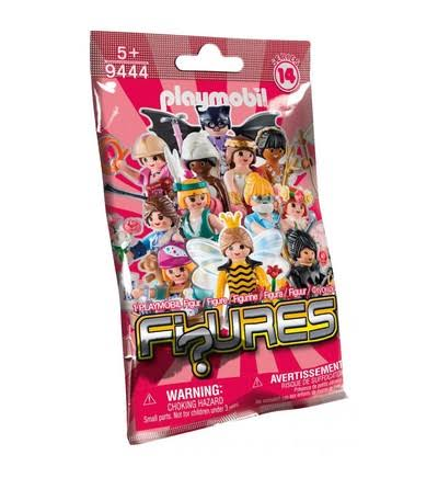 Playmobil Figures Series 14 Pink Mystery Pack