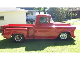 100 Chevy Stepside Truck For Sale 1958 Chevrolet For ClassicCarscom CC1133328