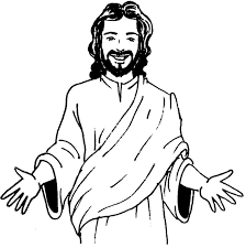 Best Jesus Christ Coloring Pages 21 For Free Colouring With