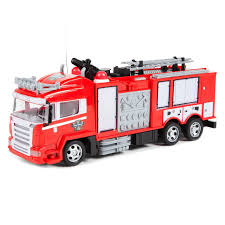 Fire Rescue Water Cannon RC Fire Truck - Walmart.com Family Smiles Rc Fire Truck Transforming Robot Bttf Products Amazoncom Liberty Imports My First Cartoon Car Vehicle 2 Light Bars Archives Trick Bestchoiceproducts Best Choice Set Of Kids 20 Jumbo Rescue Engine Nkok Junior Racers Walmartcom Fire Engine And Rescue Malaysia Youtube Kid Galaxy Toddler Remote Control Toy Red 158 Fireman Model With Music Lights Cek Harga Mainan Anak Zero Team Mobil Kidirace Durable Fun Easy Emergency