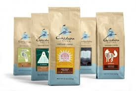 New Caribou Coffee Packaging 1