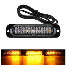 12-24V 6 LED Slim Flash Light Bar Car Vehicle Emergency Warning ... Whats That Flashing Green Light Mean 47 88 Led Light Bar Emergency Beacon Warn Tow Truck Plow Response Warning Emergency Lights Car Truck Lighting Sales Kits Installation Dover Nj 09023 Dc12v 8led Police Emergency Lights Warning Strobe Toyota Customer Portal Commercial Vehicle Products Response 033 442 1224v 6 Slim Flash Light Bar Hideaway Mini Ambulance Split Mount Deck Dash Bar Brilliant Led 2018 Blue Cheap Find