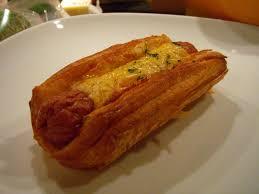 French Korean Croissant Dog