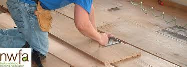 wood floor installation installing over existing floors