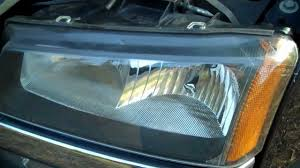 chevrolet silverado 1500 4x4 headlight bulb replacement