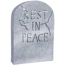 Halloween Tombstone Sayings by Halloween Tombstone