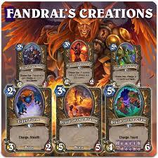 r druid deck kft wotog staghelm the beast easy ranking hearthstone decks