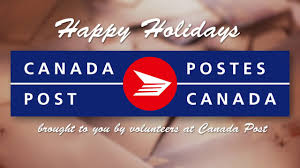 Canada Post Write A Letter To Santa