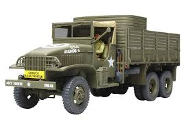 100 Ton Truck Amazoncom Tamiya Models US 2 12 6x6 Cargo Model Kit