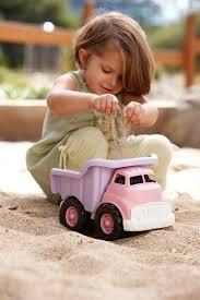 Dump Truck - Pink - ISpark Toys