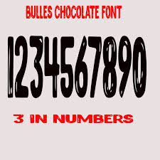 The 25 best Chocolate font ideas on Pinterest