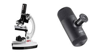 Geek Daily Deals 050818 Microscopes Portable Espresso Maker