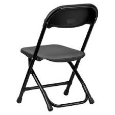 Plastic Folding Chairs Home Depot by Flash Furniture Kids Black Plastic Folding Chair Ykidbk The Home