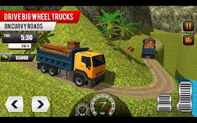 Offroad Truck Driving Simulator: Free Truck Games For Android - APK ...