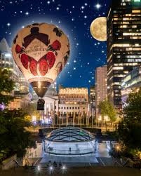 100 Skyward Fairmont HENDRICKS GIN MAKES VANCOUVER HISTORY WITH THE UNVEILING OF