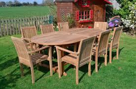 wicker vs teak garden furniture what s right for you
