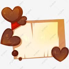 Carta Do Dia Dos Namorados Papel De Carta De Amor Borda