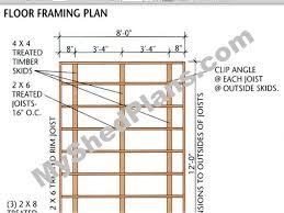 shed plans free online shed diy home plans database