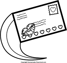 Mail Delivery Clipart