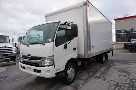 100 24 Foot Box Trucks For Sale New Used Hino For Sale AutoTRADERca
