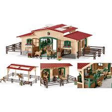 Schleich 42195 - Stable With Horses And Accessories The 7 Reasons Why You Need Fniture For Your Barbie Dolls Toy Sleich Barn With Animals And Accsories Toysrus Breyer Classics Country Stable Wash Stall Walmartcom Wooden Created By My Brother More Barns Can Be Cound On Box Woodworking Plans Free Download Wistful29gsg Paint Create Dream Classic Horses Hilltop How To Make Horse Dividers For A Home Design Endearing Play Barns Kids Y Set Sets This Is Such Nice Barn Its Large Could Probally Fit Two 18 Best School Projects Images Pinterest Stables Richards Garden Center City Nursery