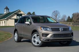 2015 Volkswagen Touareg Reviews and Rating