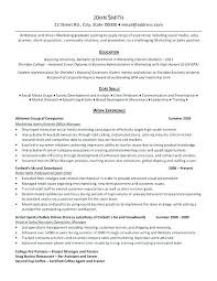 Best Marketing Resume Examples Sales And Sample Awesome Resumes