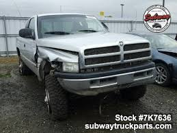 Used 2002 Dodge Ram 2500 5.9L Parts Sacramento | Subway Truck Parts