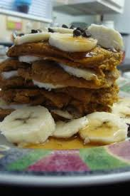 Easy Healthy Pumpkin Pancake Recipe by Healthy Pumpkin Pancakes Recipe Fruits Veggies Fitness U003c3 U003c3