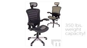 350 Lbs. Capacity ErgoFlex Ergonomic All-Mesh Office Chair W/Headrest High Back Black Fabric Executive Ergonomic Office Chair With Adjustable Arms Rh Logic 300 Medium Back Proline Ii Deluxe Air Grid Humanscale Freedom Task Furmax Desk Padded Armrestsexecutive Pu Leather Swivel Lumbar Support Oro Series Multitask With Upholstery For Staff Or Clerk Use 502cg Buy Chairoffice Midback Gray Mulfunction Pillow Top Cushioning And Flash Fniture Blx5hgg Mesh Biofit Elite Ee Height Blue Vinyl Without Esd Knob Workstream By Monoprice Headrest