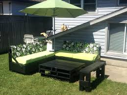 Cool Balcony Furniture Size Patio Outdoor Black Pallet