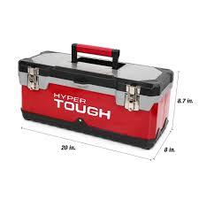 100 Plastic Truck Toolbox Hyper Tough 20Inch Stainless Steel Tool Box Walmartcom