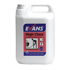 100 Evans Glass Cleaner Vanodine High Class General Purpose Neutral Mop Or Spray
