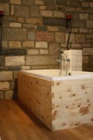 wohn t raum badezimmer rustikal luftiges wohnkonzept