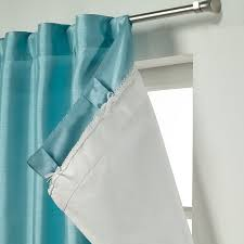 Jcpenney Thermal Blackout Curtains by Fancy Idea Insulated Curtains Insulated Curtain Walls Target