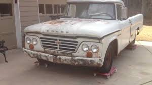 1965 Dodge D100 For Sale (SOLD!!!) - YouTube Good Start 1967 Dodge A100 Project Bring A Trailer Chrysler Pickup Truck Sales Brochure 1966 D 100 Short Bed Stepside Dodge Trucks Related Imagesstart 200 Weili Automotive Network A Rusty 196667 Dodge Truck In Jan 2010 Very Rough One Richie Series Wikipedia Used D100 For Sale Glen Burnie Md Dodge_12s_ 3s Lifted 2014 Ram 2500 Slt Cummins 67 Turbo Diesel Youtube Power Wagon Gateway Classic Cars 539nsh Some Of The That We Sold Robz Ragz Directory Index And Plymouth Trucks Vans1967 Med Ton Gas L600 700 C500 To D400